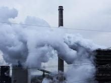 Climate change, pollution