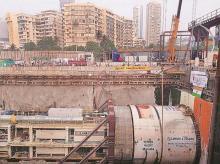 Mumbai Coastal Project, road construction, tunnel, larsen & toubro, l&t, infrastructure