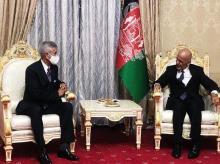 S Jaishankar, Ashraf Ghani, afghanistan