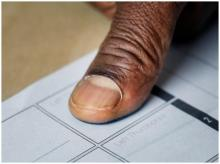 Elections, vote, polling, voting