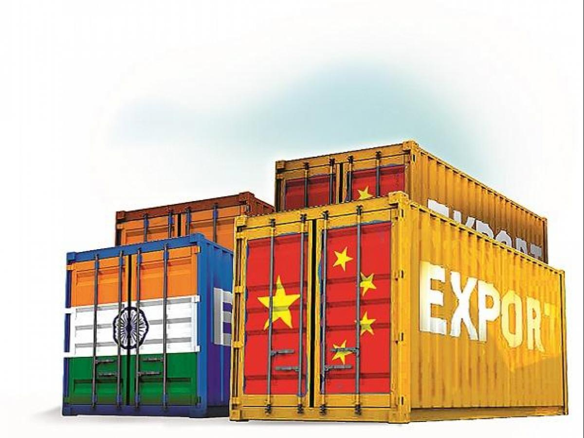 India's trade deficit with China dips to $44 billion in 2020-21 | Business  Standard News