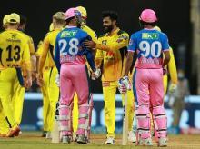 CSK vs RR, IPL 2021
