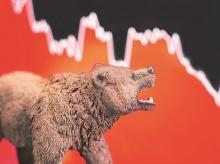 bear market, stocks, sensex, nifty, loss, growth, crash, index