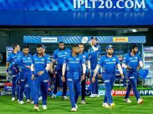 Mumbai Indians. Photo: Sportzpics for IPL