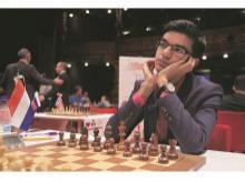 Anish Kumar Giri