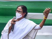 West Bengal chief minister Mamata Banerjee. (File Photo: PTI)