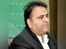 Fawad Chaudhary, Pakistan I&B Minister