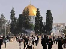 Palestine Israel violence