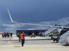 Belarus flight incident