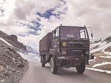 Indian army, defence production, indigenisation, trucks, vehicle factory jabalpur