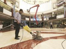 Select Citywalk Mall, malls, workers, jobs