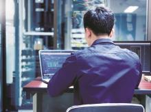 Cybersecurity, hacking, hackers,