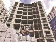 Construction, workers, housing, residential property