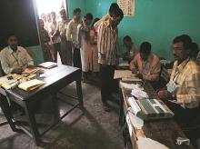 voting, election, EVMs, voters, people, politics