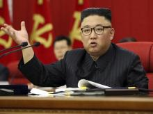 North Korean Kim Jong Un
