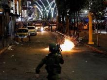 Israel Palestine clashes, Israel-Hamas fighting