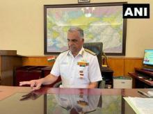 Indian Navy Vice Chief, G Ashok Kumar