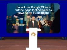 Google Cloud for Jio 5G