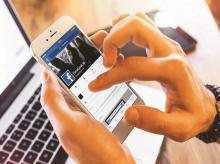 Facebook, social media, tech