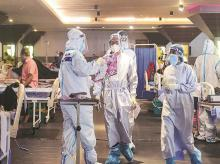 coronavirus, doctor, nurses, hospitals, health workers, covid-19, deaths
