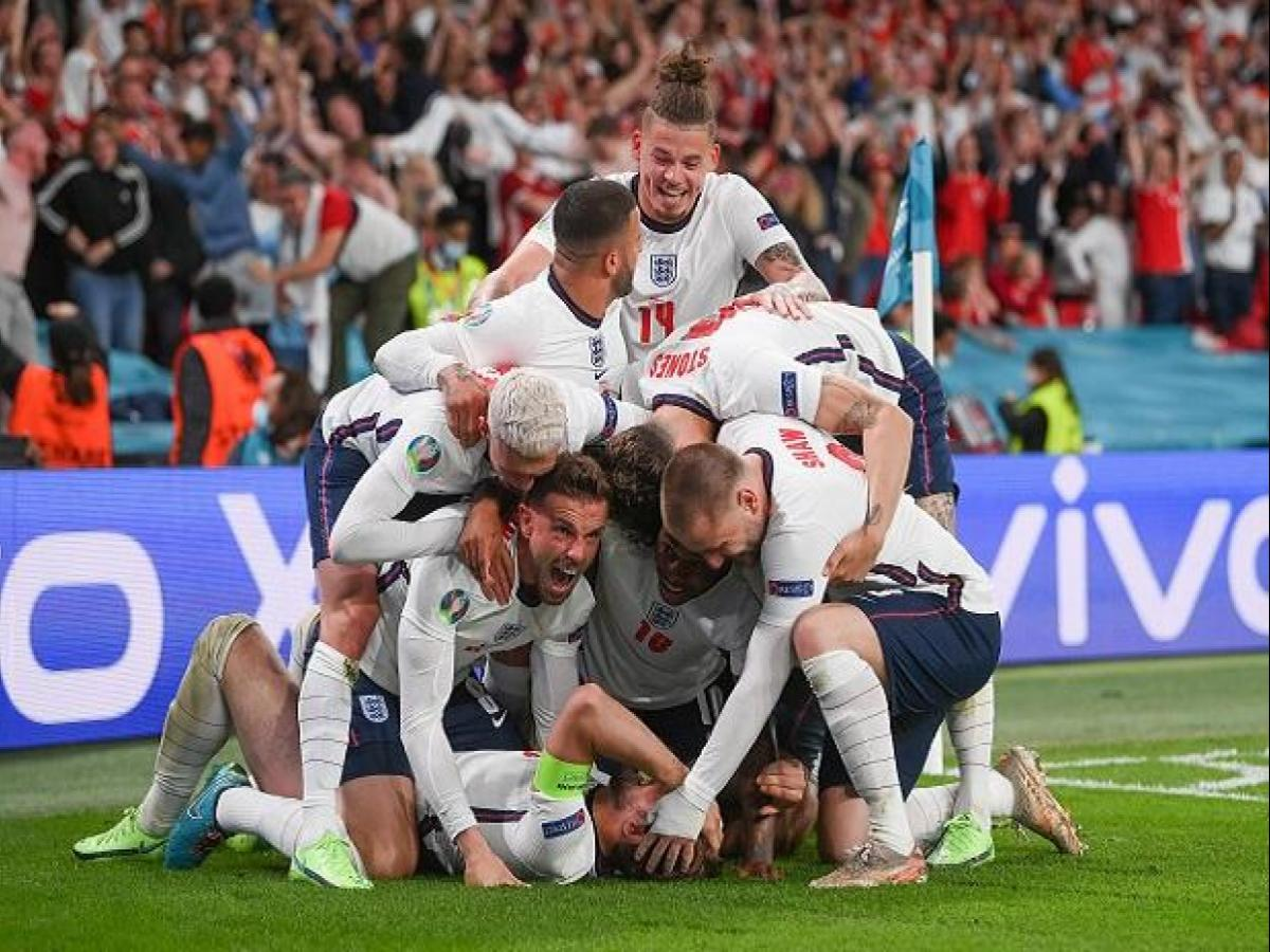 Euro 2020: England beat Denmark 2-1 to set up final clash against Italy    Business Standard News