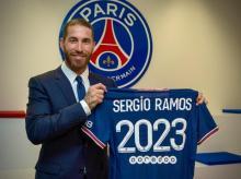 Segio Ramos, PSG