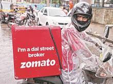 Zomato, food delivery