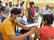 Covid-19 vaccine doses administered in India cross 510 mn: Health min