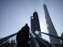 China, market,
