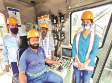 Shivani Meena, Coal India Engineer