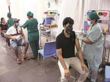 India vaccination, Covid-19 vaccination