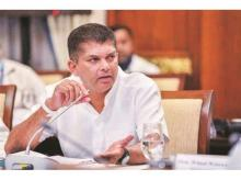 Sri Lankan prisons minister Lohan Ratwatte