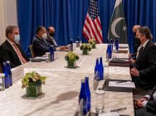 Antony Blinken, US, Pakistan, Shah Mehmood Qureshi