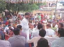 Atul Pradhan, Samajwadi Party