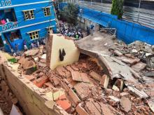building collapse