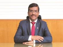 Rajkiran Rai G, managing director and chief executive officer, Union Bank of India, and chairman, Indian Banks' Association (IBA)