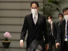 Japanese PM Fumio Kishida