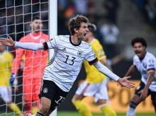 Germany football team, Thomas Muller