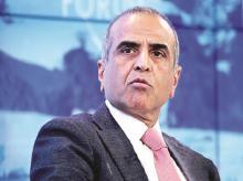 Sunil Mittal, Bharti Group