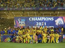 Chennai Super Kings, CSK, IPL 2021 winners