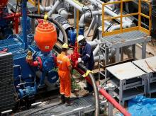 Gas prices, ONGC plant