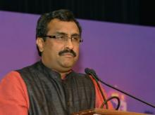 Assam Poll result significant message for country: Ram Madhav