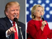 Live: Second US Presidential debate