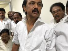 MK Stalin after ruckus in Tamil Nadu Assembly on February 18, 2017