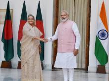 bangladesh, sheikh, narendra, modi, hasina