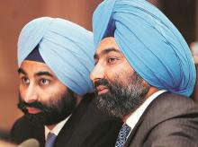Malvinder Singh and Shivinder Singh | File photo