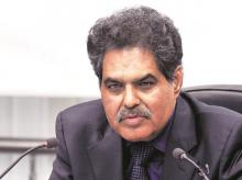 Ajay Tyagi, Sebi chairman