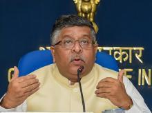 Union minister Ravi Shankar Prasad | File photo