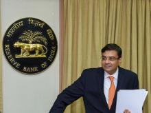 RBI Governor Urjit Patel attends the customary post monetary policy review press conference, in Mumbai on Wednesday, June 06, 2018.