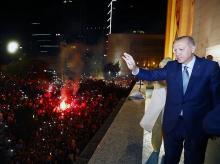Turkey, Erdogan
